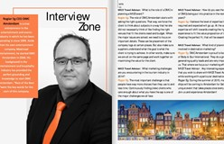 Interview DMC Amsterdam in MICE Travel Edition